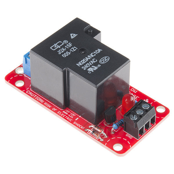 A product image of SparkFun Beefcake Relay Control Kit