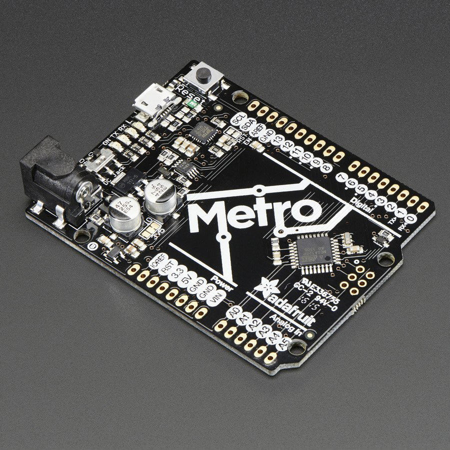 A product image of Adafruit METRO 328 without Headers - ATmega328