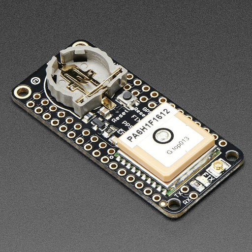 A product image of Adafruit Ultimate GPS FeatherWing