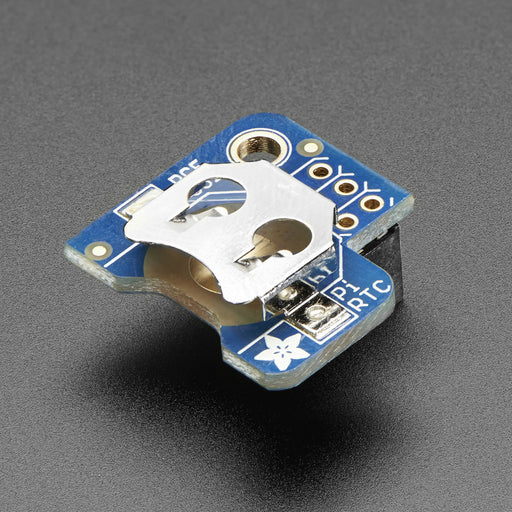 A product image of Adafruit PiRTC - PCF8523 Real Time Clock for Raspberry Pi