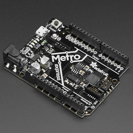 A product image of Adafruit METRO M0 Express - designed for CircuitPython - ATSAMD21G18