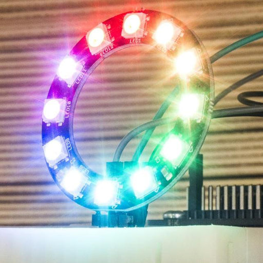 A product image of ZIP Circle - 12 ZIP LEDs