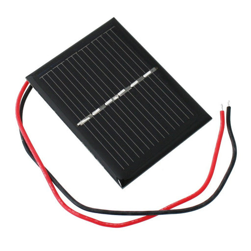 A product image of 3.0V 100mA Polycrystalline Solar Cell