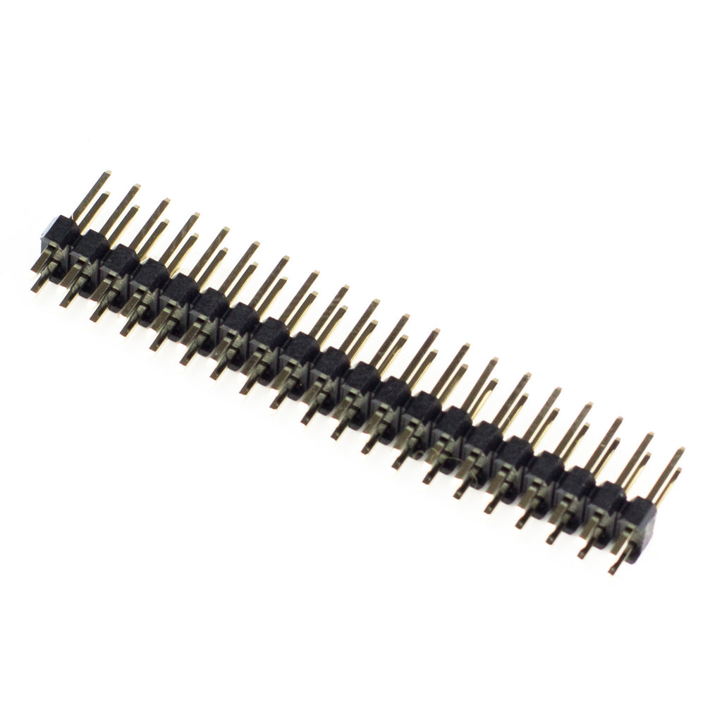 Male 40-pin 2x20 HAT Header
