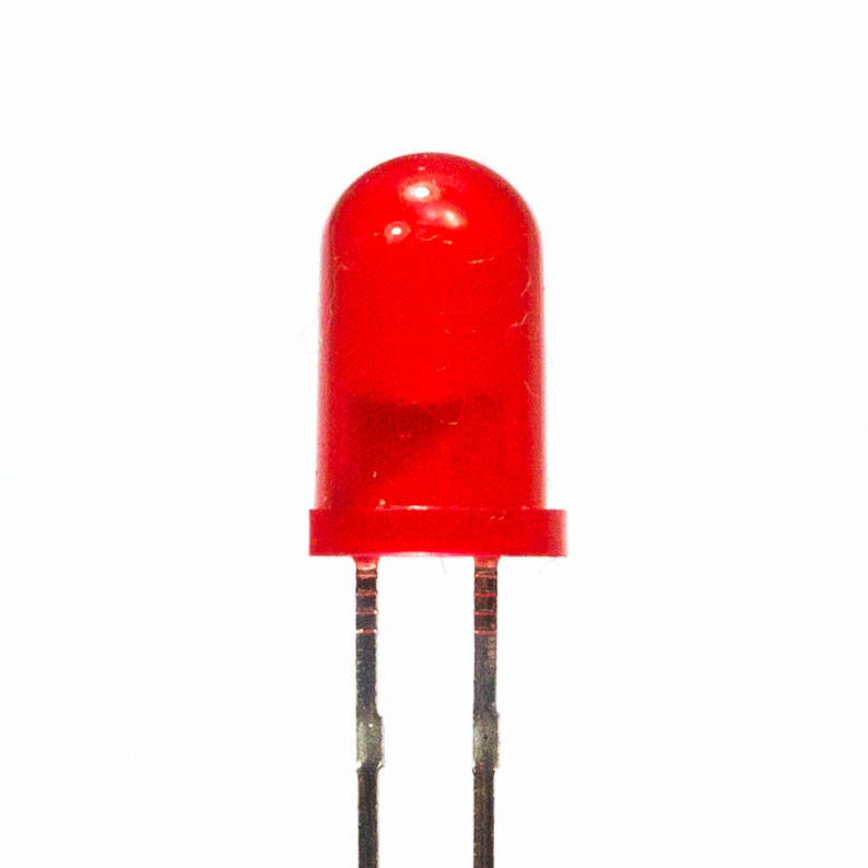 A product image of LED - 5mm - pack of 10