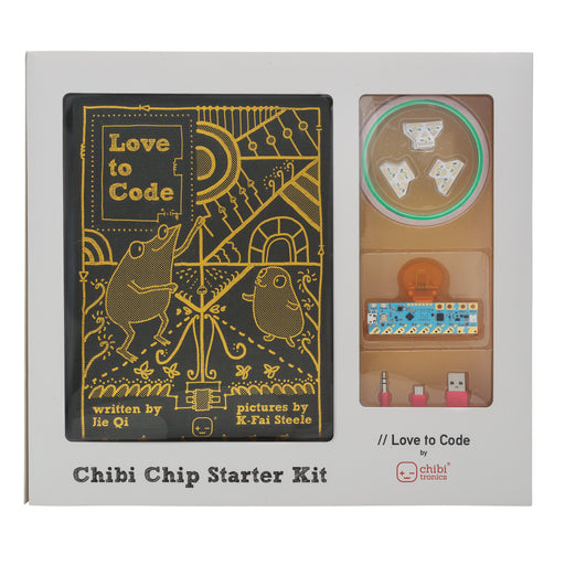 A product image of Love to Code Starter Kit