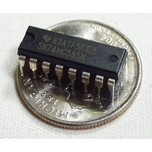 A product image of Shift Register 8-Bit - 74HC595