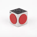A product image of Retro Cube Bluetooth Speaker