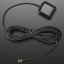 A product image of GPS Antenna - External Active Antenna - 3-5V 28dB 5 Meter SMA