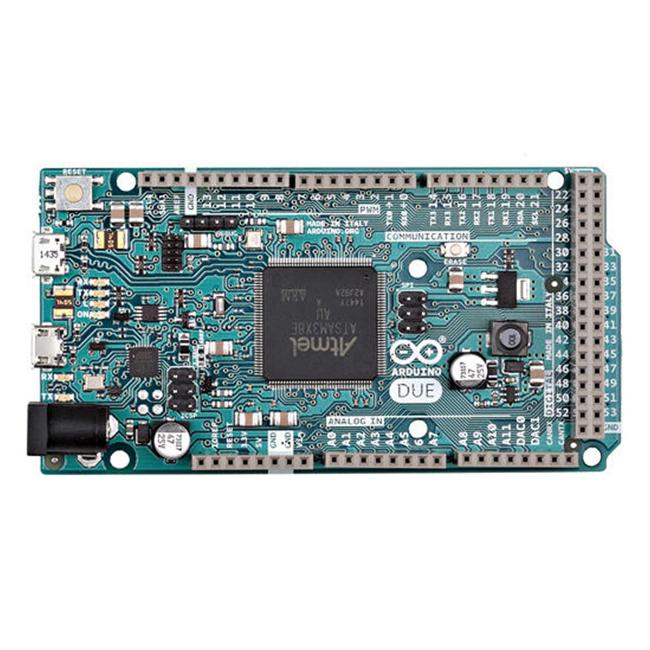 A product image of Arduino Due