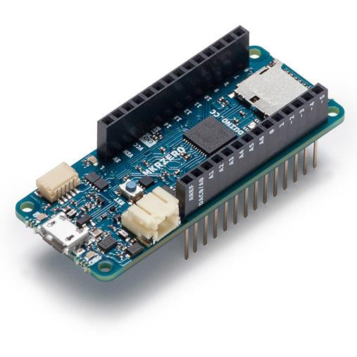 A product image of Arduino MKR ZERO (I2S bus & SD for sound, music & digital audio data)
