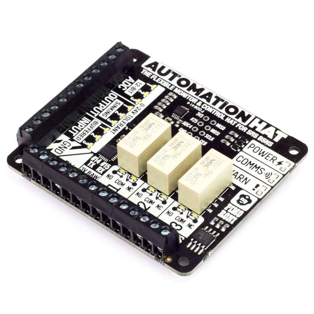 A product image of Automation HAT