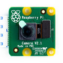 A product image of Raspberry Pi Camera v2.1