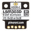 A product image of LSM303D 6DoF Motion Sensor Breakout
