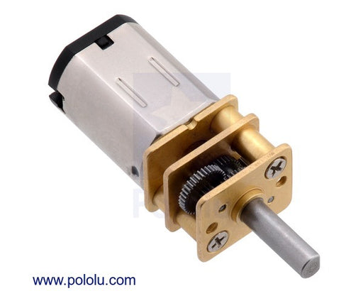 A product image of 298:1 Micro Metall Getriebemotor LP 6V