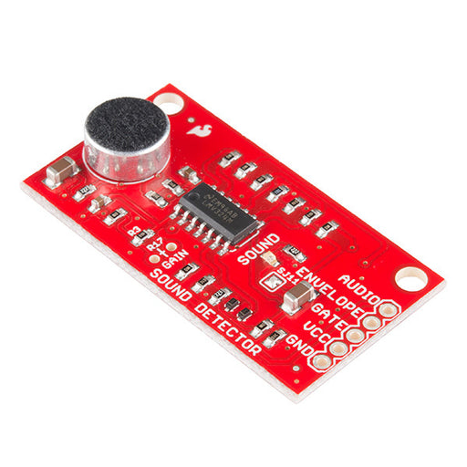 A product image of SparkFun Sound Detector