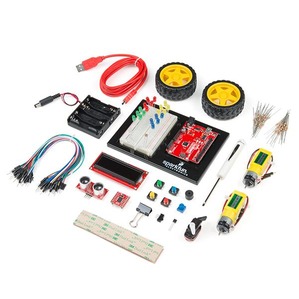 A product image of SparkFun Inventor's Kit - v4.0
