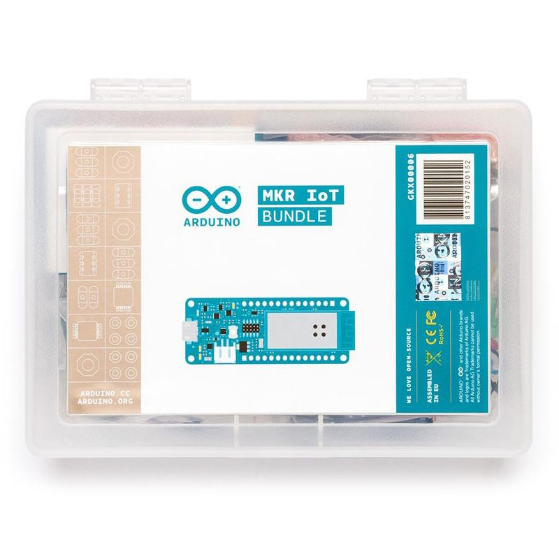 A product image of Arduino MKR IoT Bundle