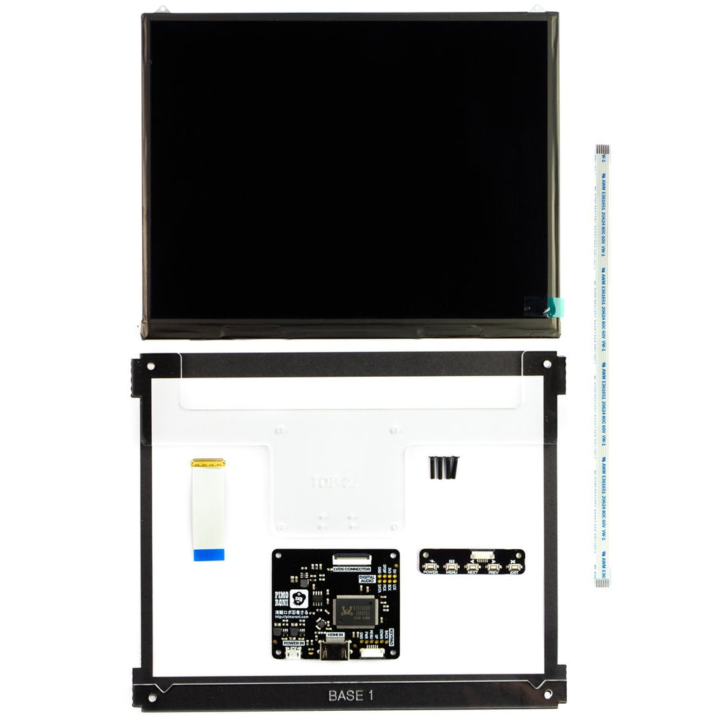 A product image of Picade 10-inch Display Upgrade Kit