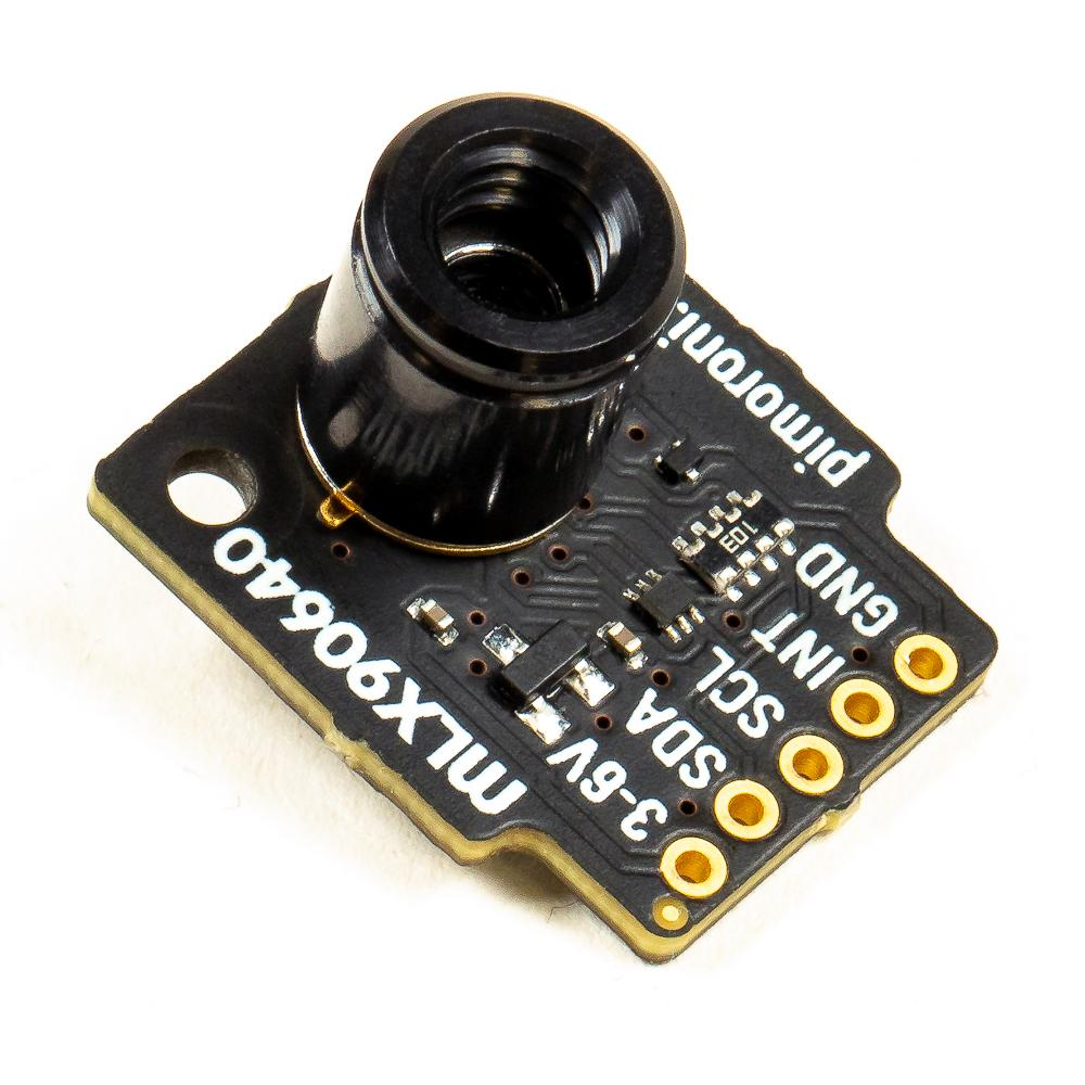 A product image of MLX90640 Thermal Camera Breakout