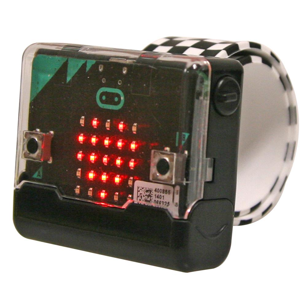A product image of hard:case for micro:bit