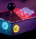 A product image of Picade Plasma Kit - Illuminated Arcade Buttons