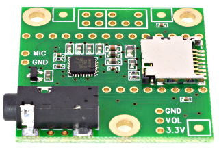 Audio Adaptor Board for Teensy 3.0 - 3.6