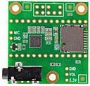 A product image of Audio Adaptor Board for Teensy 4.0