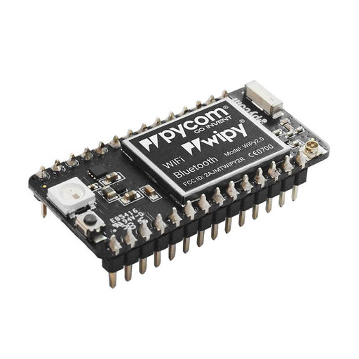 A product image of Pycom WiPy 2.0 - WiFi+Bluetooth MicroPython IoT Platform