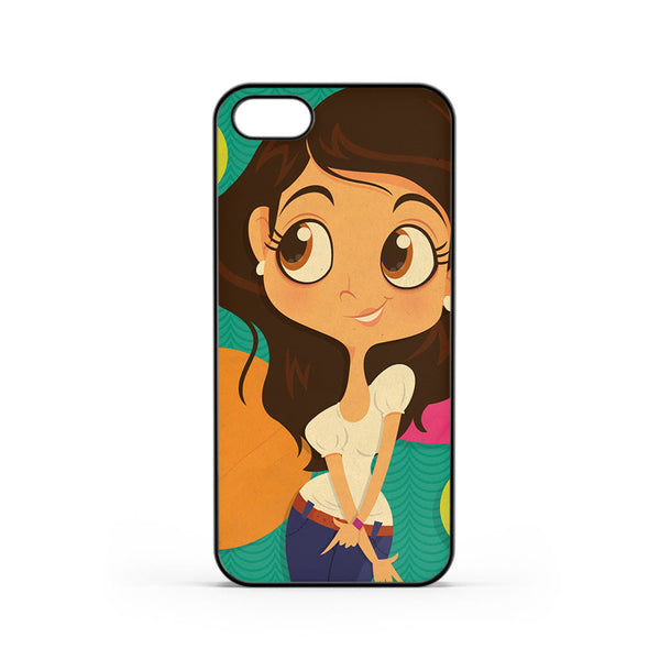 Cool Girl iPhone 5 / 5s Case