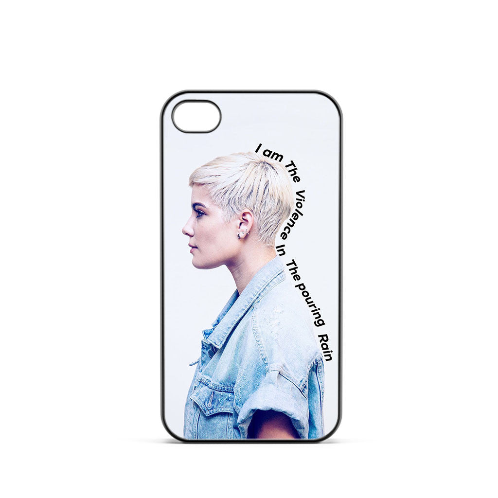 Halsey Hurricane iPhone 4 / 4s Case
