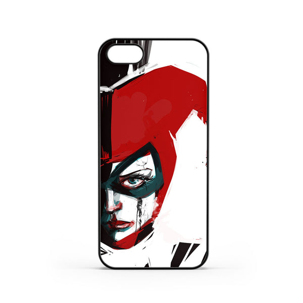 Harley Quinn Watercolor iPhone 5 / 5s Case