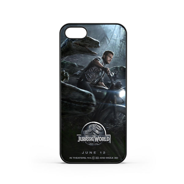 Jurassic World Poster iPhone 5 / 5s Case