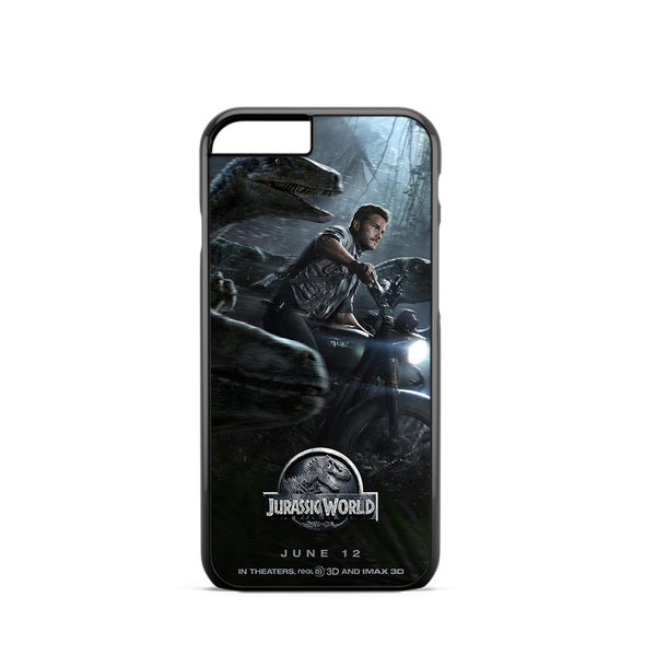 Jurassic World Poster iPhone 6 Case