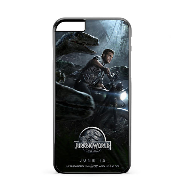 Jurassic World Poster iPhone 6 Plus Case