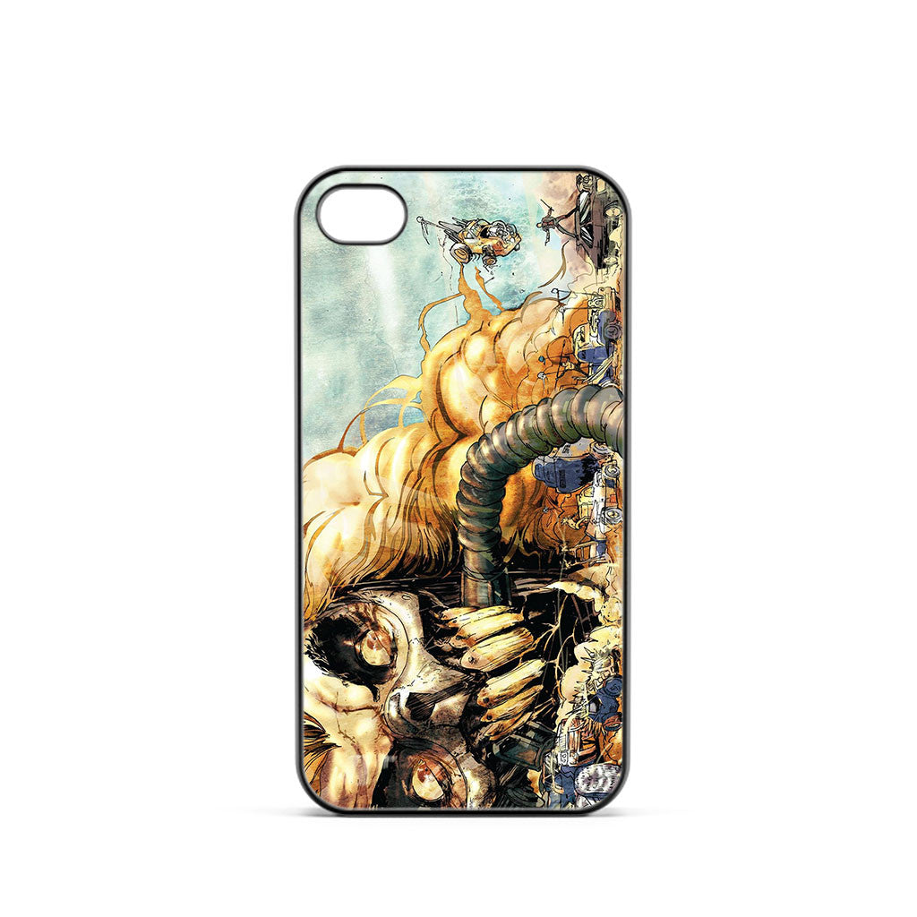 Mad Max Fury Road Artwork iPhone 4 / 4s Case