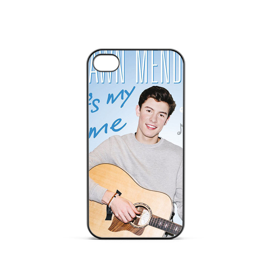 Shawn Mendes Guitar iPhone 4 / 4s Case
