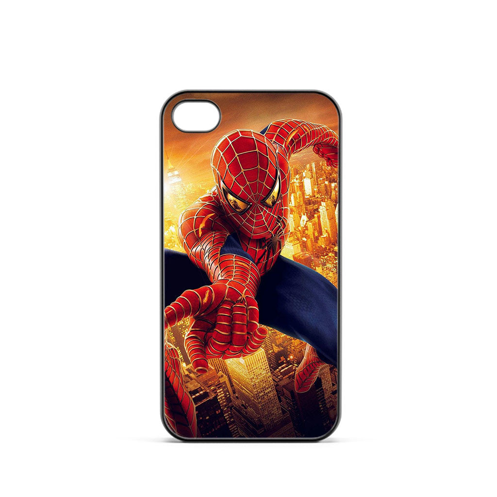 Spiderman In Action iPhone 4 / 4s Case
