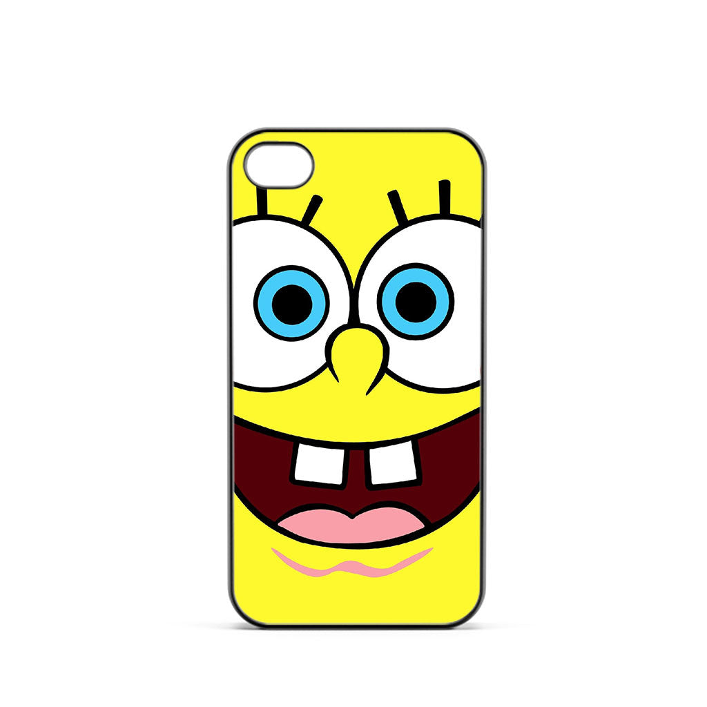 Spongebob Face iPhone 4 / 4s Case