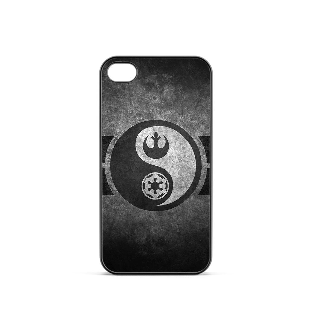 Star Wars Ying Yang iPhone 4 / 4s Case