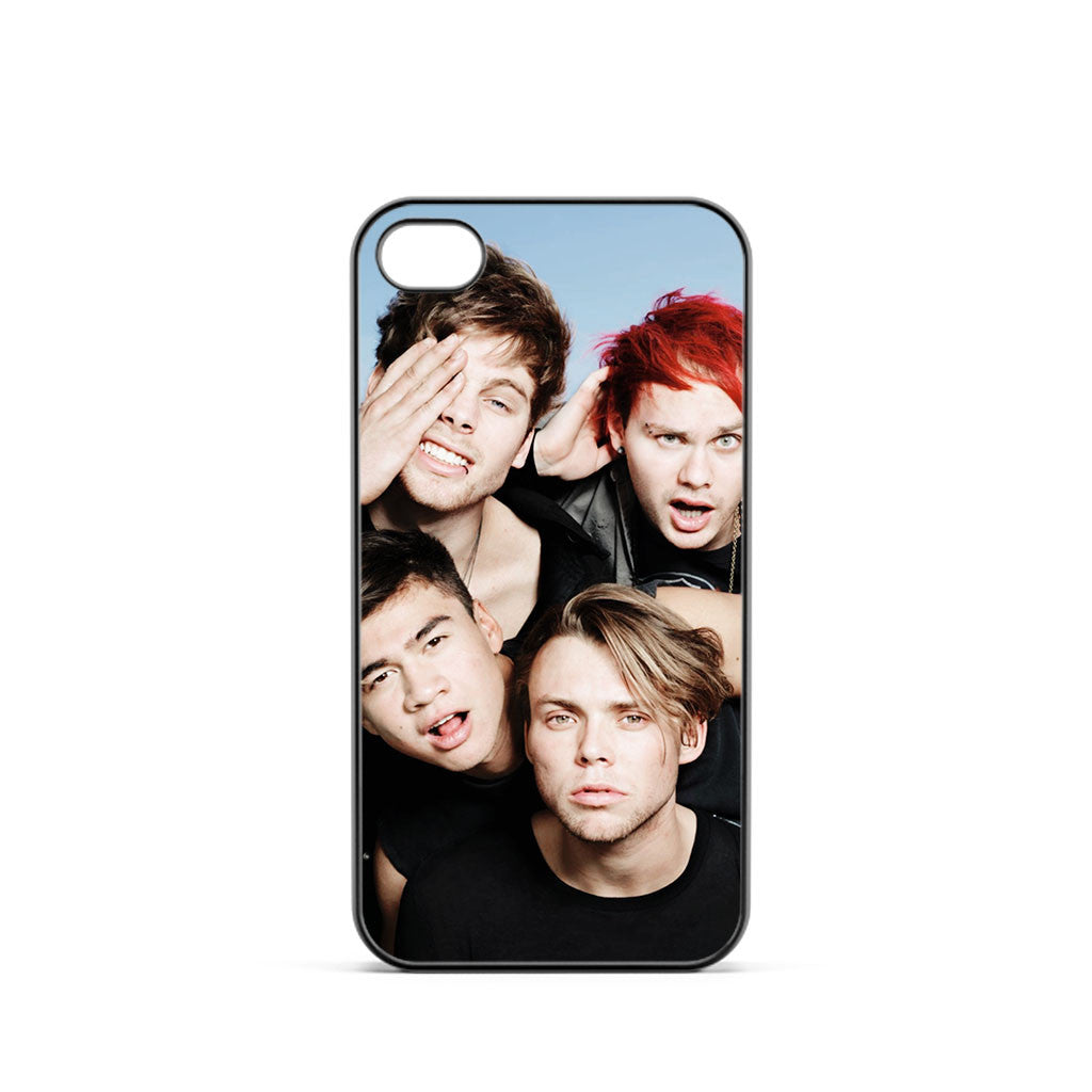 5 Seconds of Summer Photoshoot iPhone 4 / 4s Case