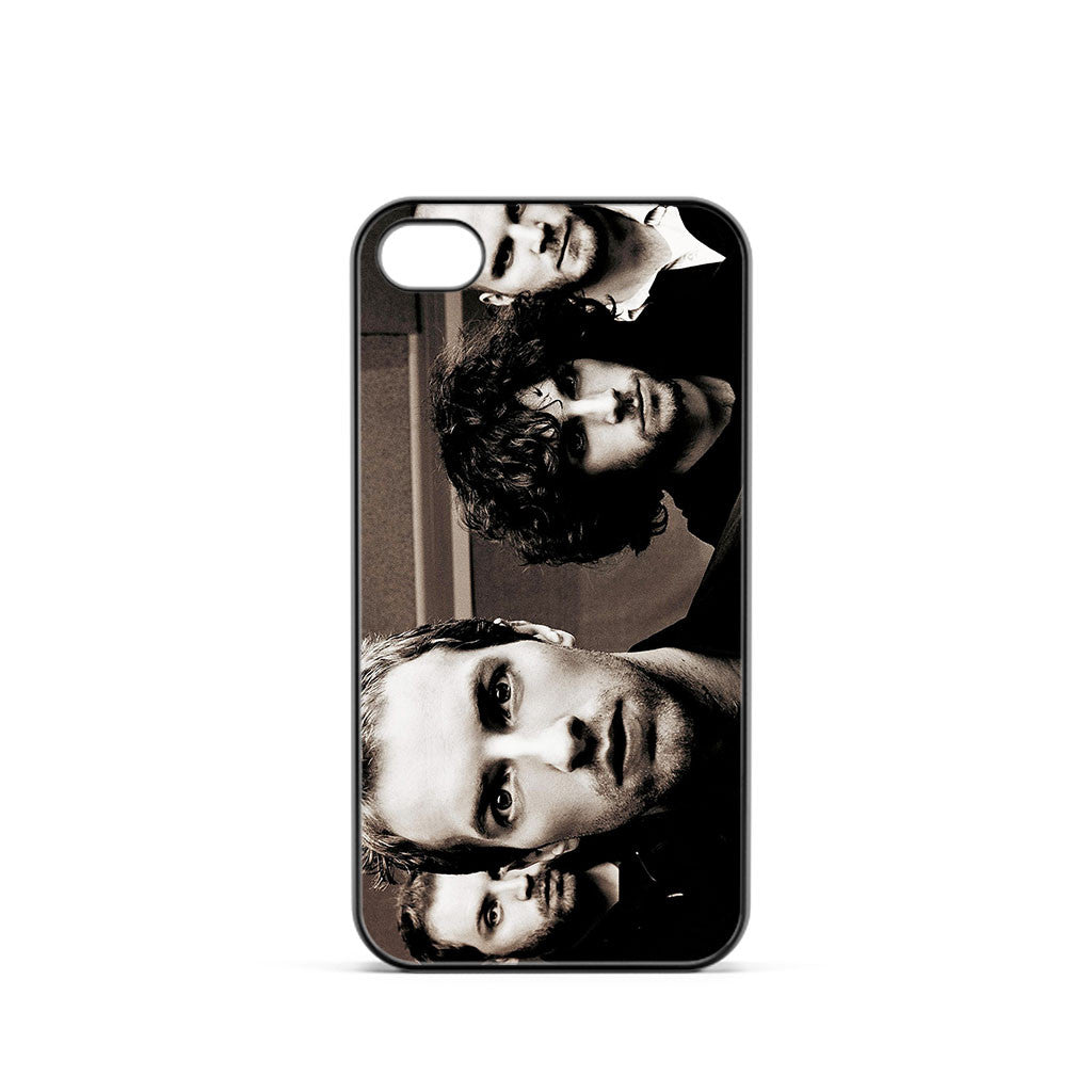 Coldplay Band iPhone 4 / 4s Case