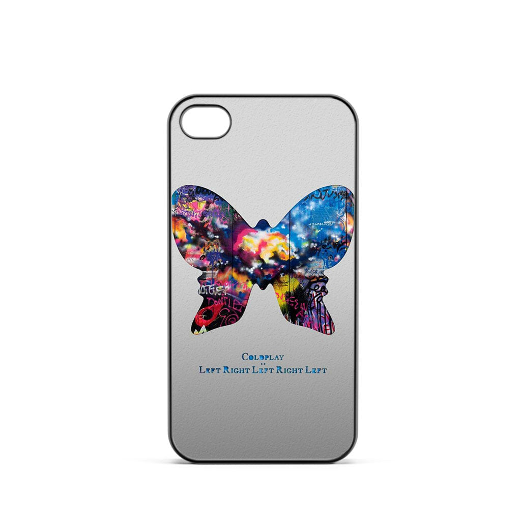 Coldplay Left Right iPhone 4 / 4s Case