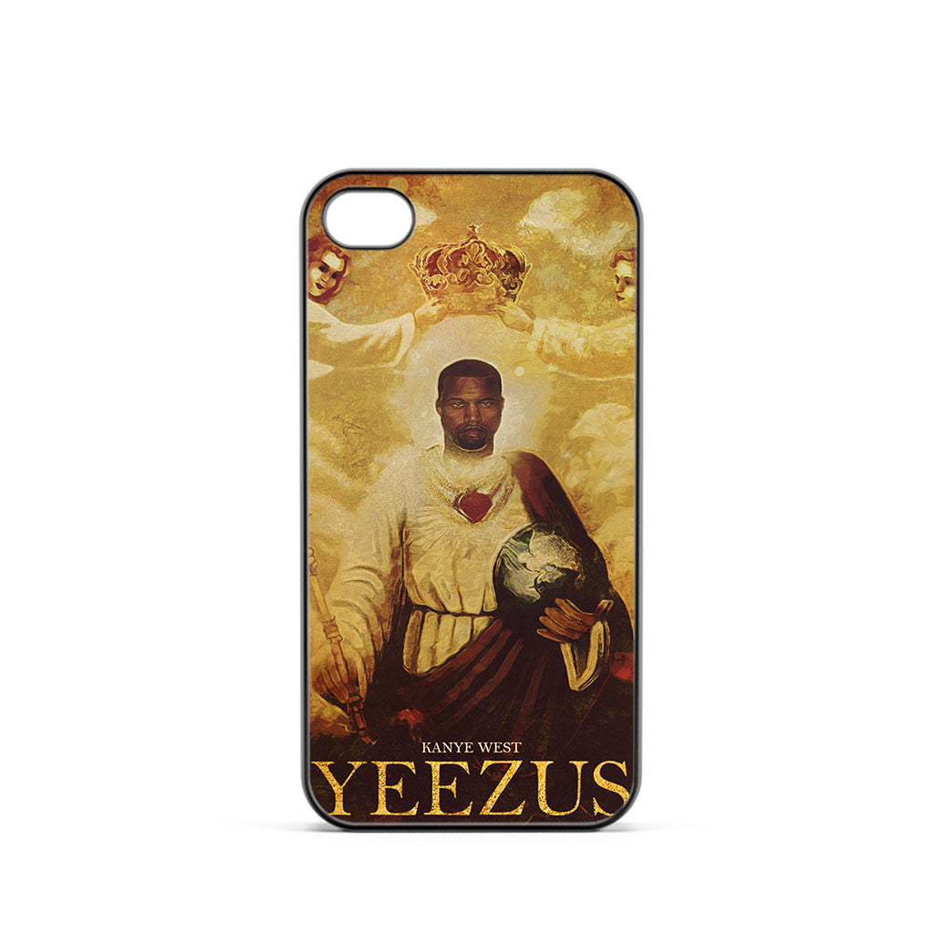 Kanye West Yeezus Cover iPhone 4 / 4s Case