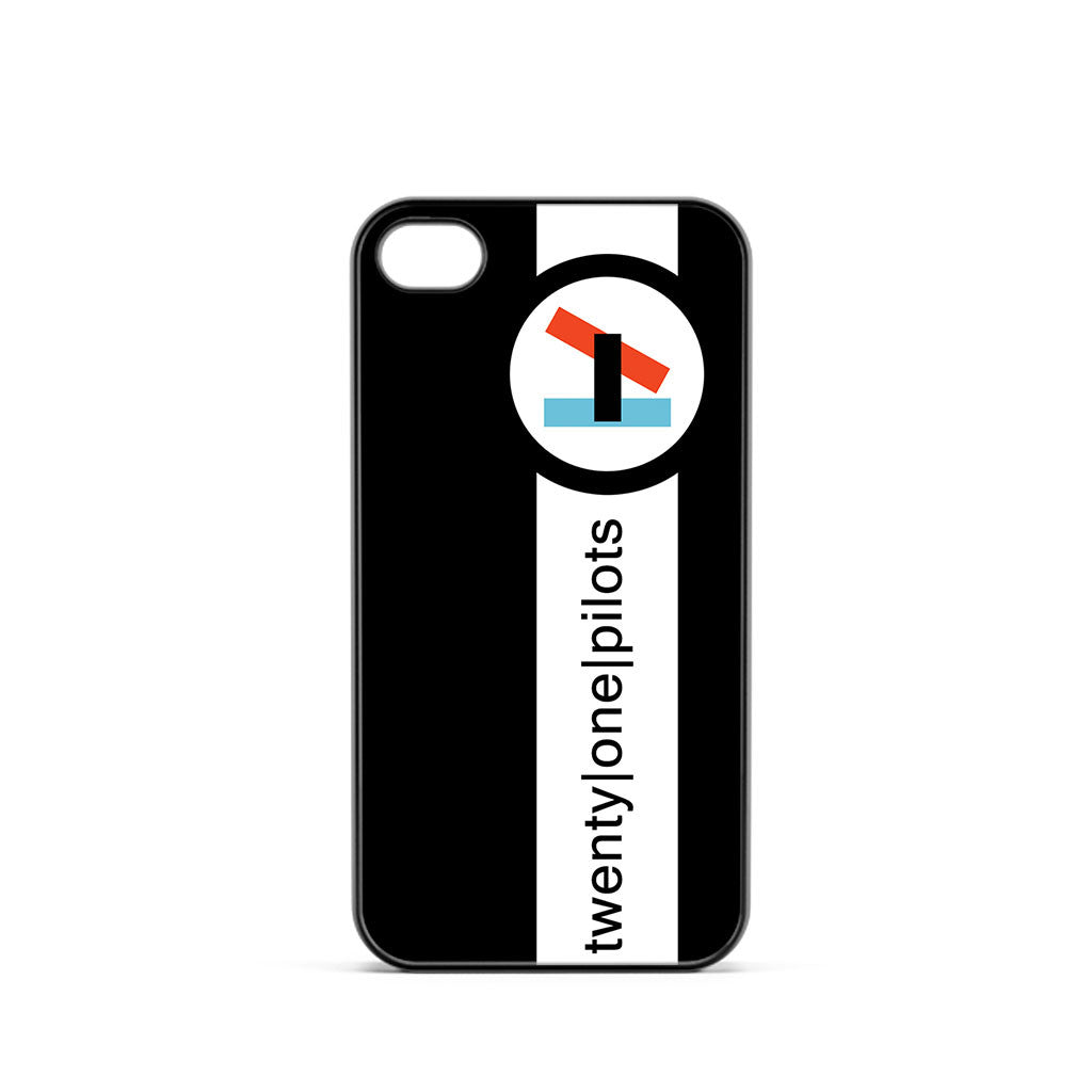 Twenty One Pilots Ribbon iPhone 4 / 4s Case