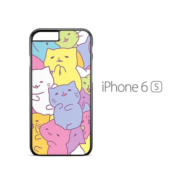 Chubby Cats iPhone 6s Case