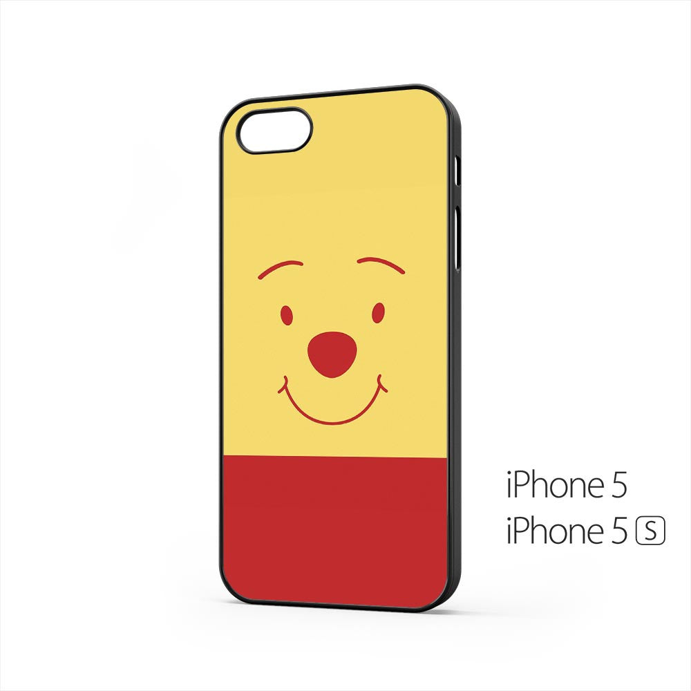 Winnie The Pooh Flat iPhone 5 / 5s Case