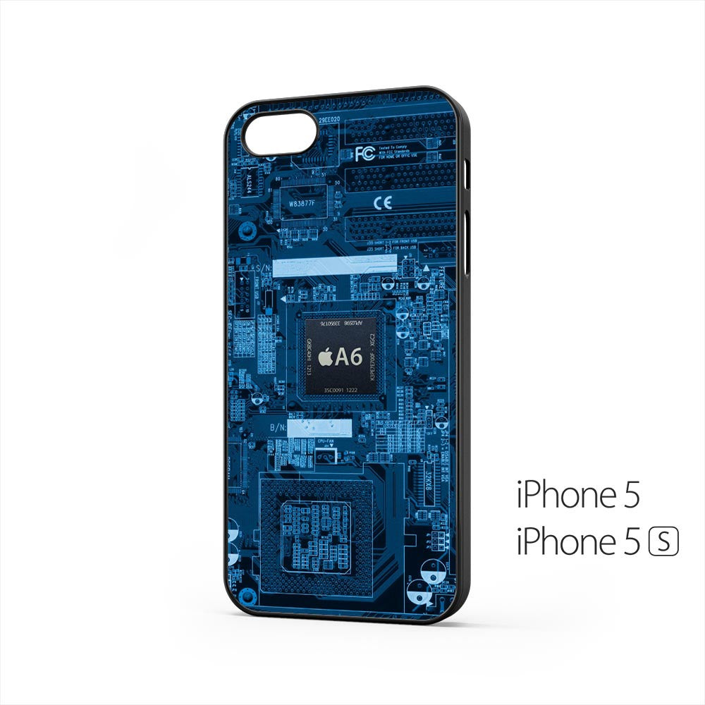 A6 Chip Internal iPhone 5 / 5s Case