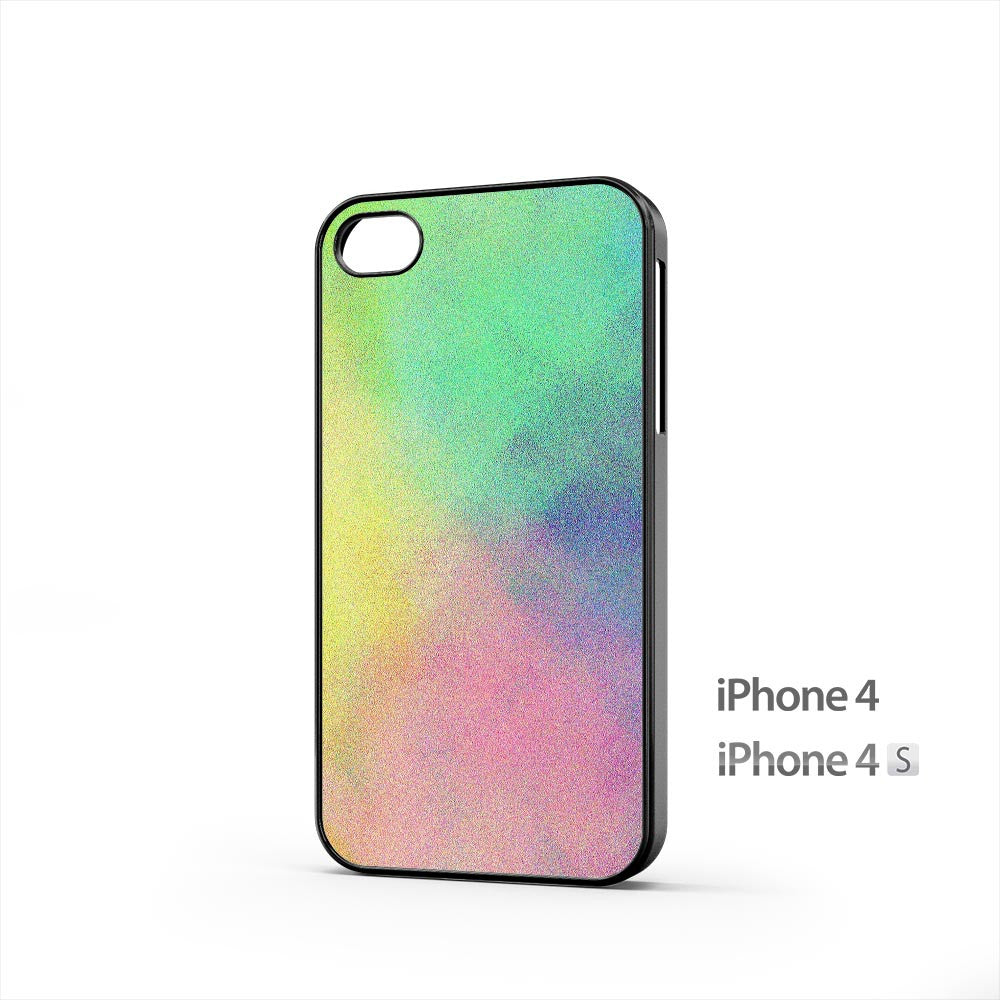Colorful Grunge iPhone 4 / 4s Case