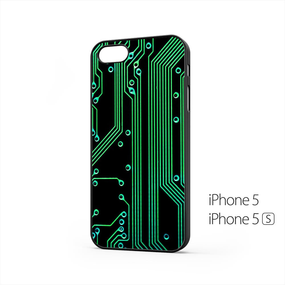 Electronic Circuit iPhone 5 / 5s Case